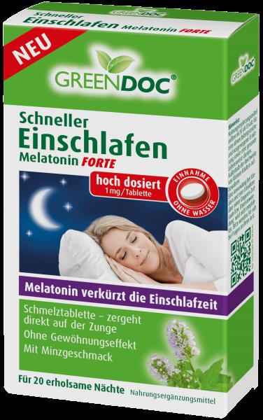 GreenDoc-Schneller-Einschlafen-Melatonin-FORTE-hochdosiert